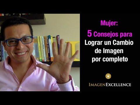 5 Consejos para lograr un Cambio de Imagen