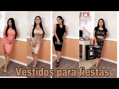 4 Outfits para Ocasiones  Especiales/Boda /Bautizo /15 años +Haul Hotmiamistyles