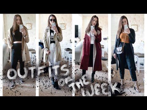 Como VESTIRTE  BIEN Para Trabajo En Invierno 2019 | 7 Ideas de Outfits Faciles  | Monica Gomez