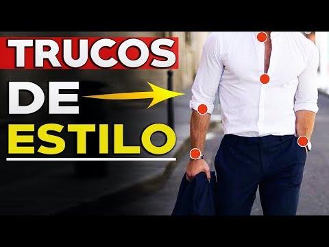 Trucos Para VESTIR BIEN Con Poco Dinero  | Lucir Mejor Hombres