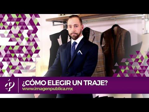 ¿Cómo elegir un traje? - Alvaro Gordoa - Colegio de Imagen Pública