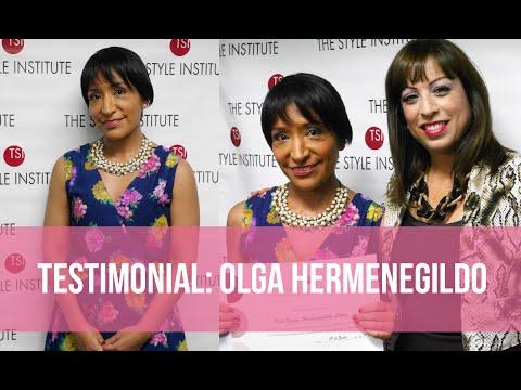 TSI - Testimonial: Olga Hermenegildo - Diplomado en Asesoría de Imagen y Personal Shopper