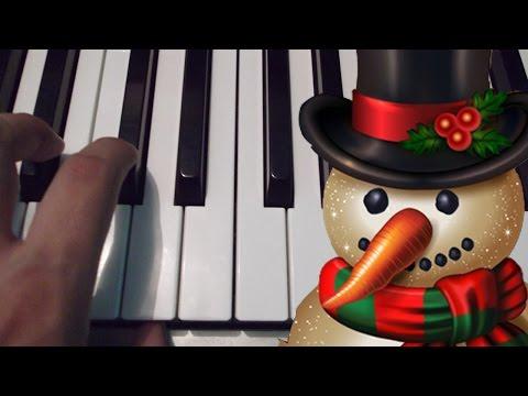 Feliz Navidad / Piano Tutorial / Cover / Notas Musicales