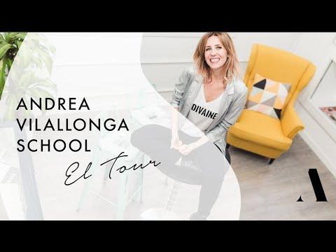 ¿QUIERES CONOCER MI ESCUELA? ANDREA VILALLONGA SCHOOL